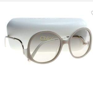 😎CHLOE EMILIA CE707S sunglasses BNW Case 🔥⛱